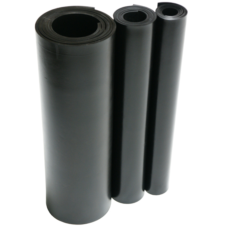 Nitrile - Commercial Grade Black - 60A